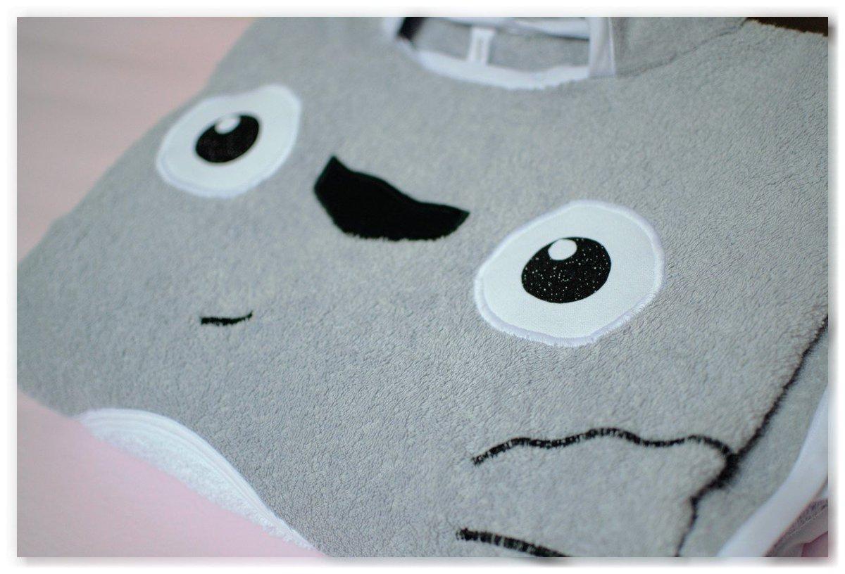 @TogaParis Votre flex noir à paillettes a rendu les yeux de mon Totoro en péonge encore plus kawaii  http:// madeinvelanne.blogspot.fr/2017/02/sortie -de-bain-totoro-adulte.html &nbsp; …  #totoro #couture<br>http://pic.twitter.com/KBXiK7S2eG