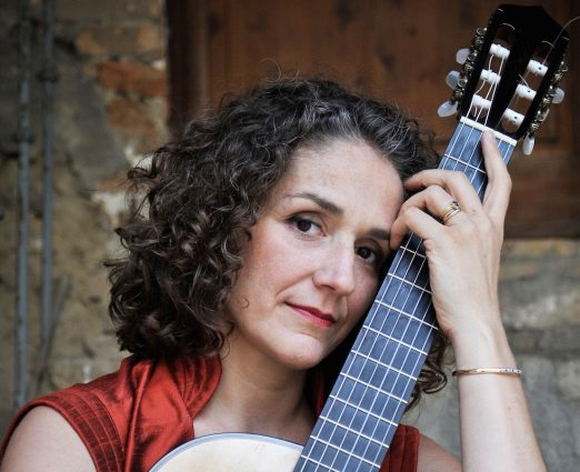 We caught up with Antigoni Goni before her performance with @MarlowGuitar at @WestmorelandUCC. #Guitar #Greece http://www.culturespotmc.com/guitar-heroine/