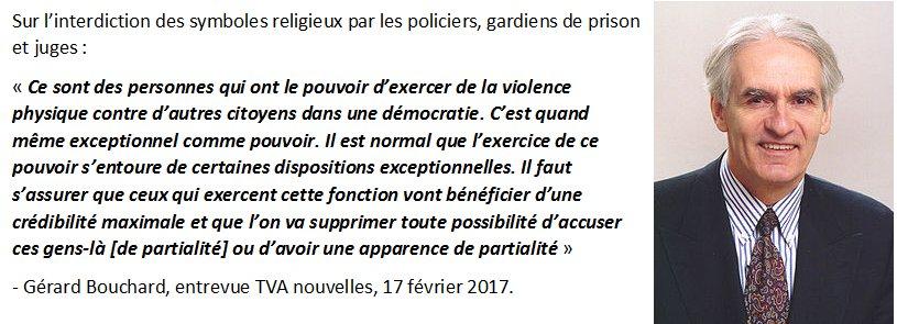 Couillard trouve cette position intolérable, insupportable. Je vous laisse juger. #PolQc #Laïcité #PLQ #PolCan <br>http://pic.twitter.com/HwvGO2Iizd