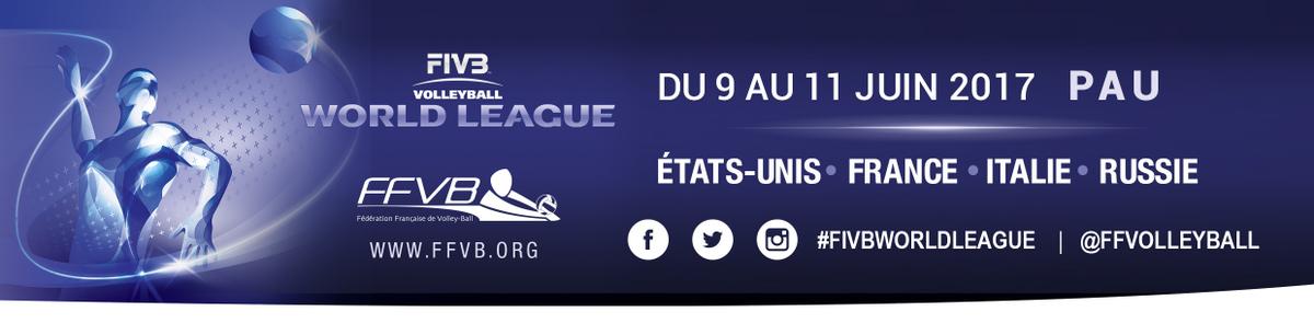 Ouverture de la #billetterie de @FIVBWorIdLeague à #Pau du 9 au 11 juin 2017. C&#39;est par ici :  http://www. digitick.com/index-css5-ffv b-pg1.html &nbsp; … <br>http://pic.twitter.com/7LSZBiCpGQ