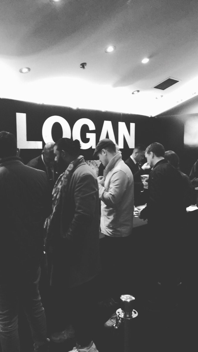 Not long now. @Cineworld Leicester Square is getting prepared for the #Logan screening. <br>http://pic.twitter.com/a8d2IHQfk3
