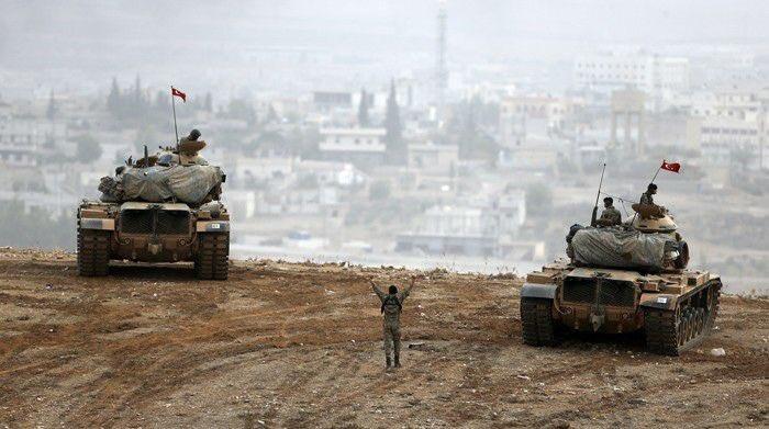 Al-Bab est totalement libéré de Daesh par l&#39;armée turque !! #Daesh #Turquie #Syrie<br>http://pic.twitter.com/yZlNS2M8Bw