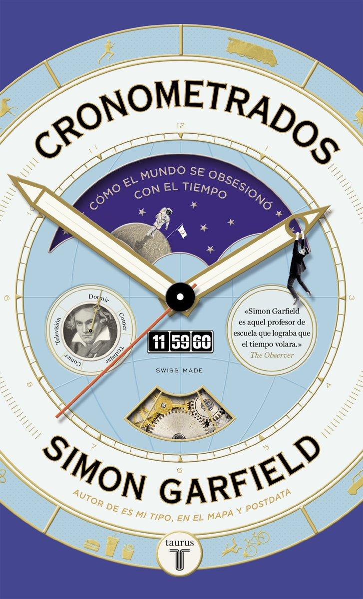 Este es un libro sobre nuestra obsesión por el tiempo y por medirlo, controlarlo, venderlo y darle sentido  http:// ow.ly/sKU93091qZa  &nbsp;   #Novedad <br>http://pic.twitter.com/RUrAjWTSAj
