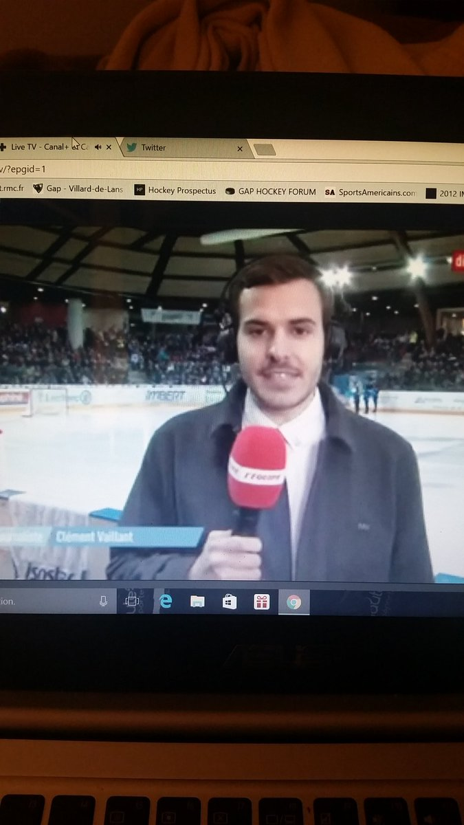 Coucou @cvaillant1 et allez #Gap  #lequipeHockey<br>http://pic.twitter.com/1TBQpu9NXI