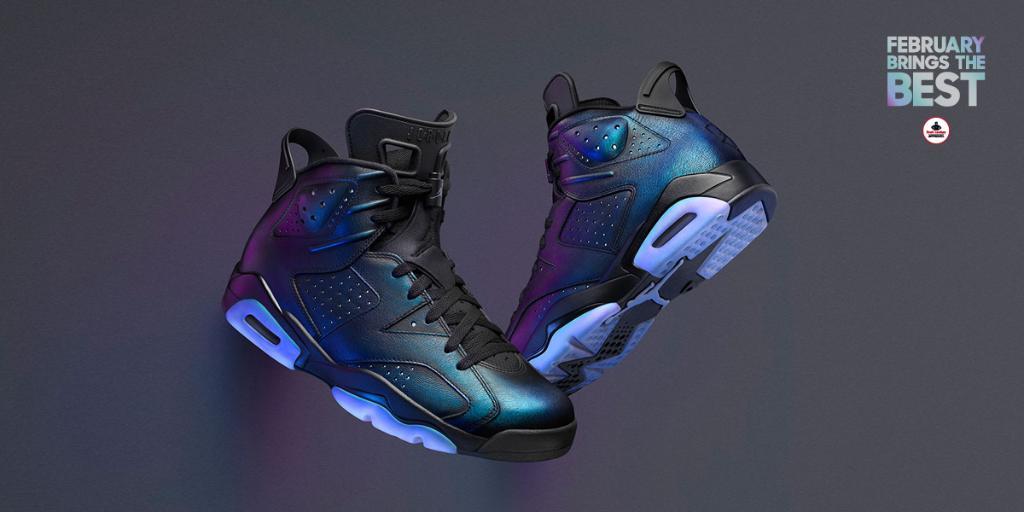 Air #Jordan 6 Retro