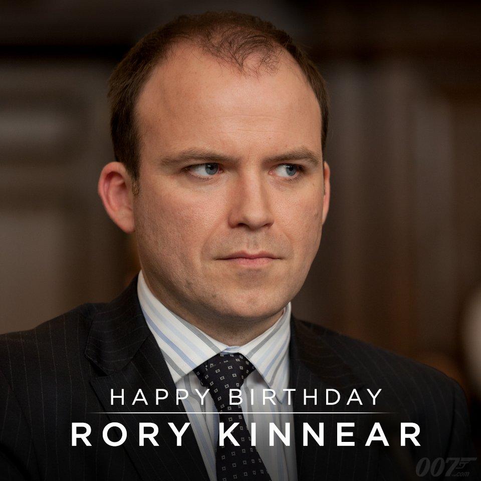 James Bond On Twitter Happy Birthday Rory Kinnear Visit Https T