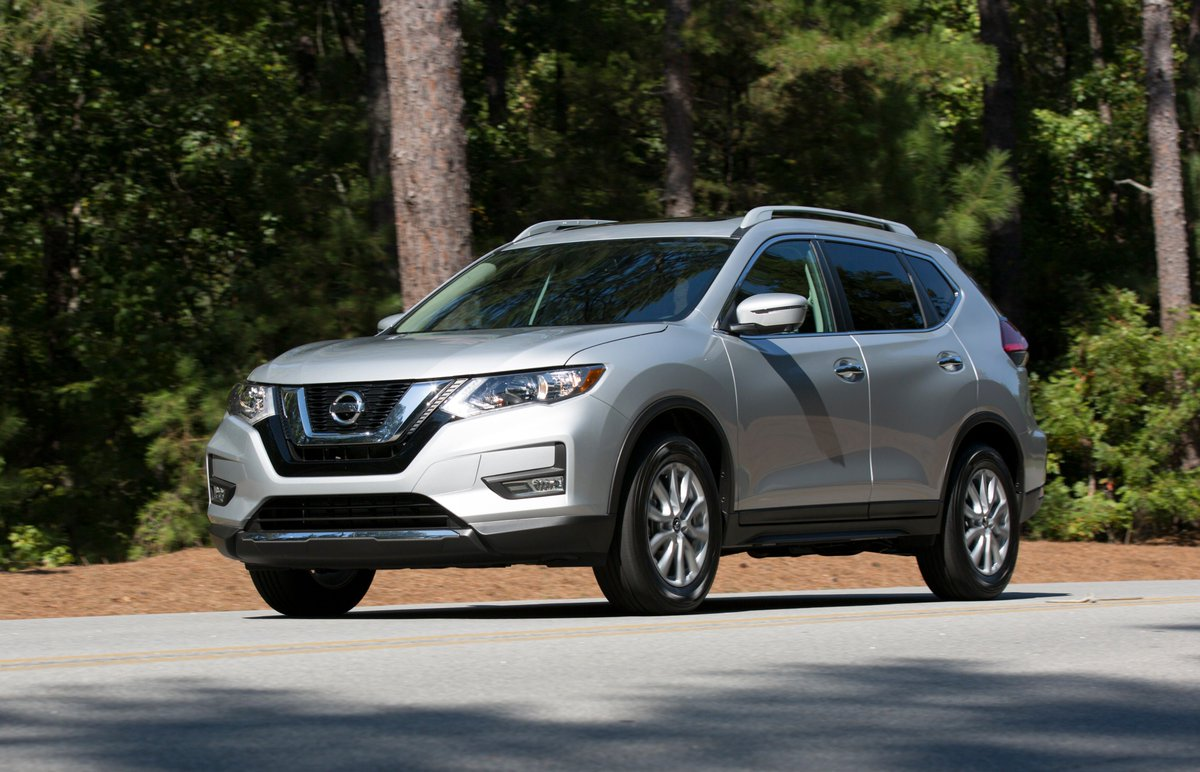 The #2017Rogue wins 2017 @cgautomotive Best Buy Award. More info: http...