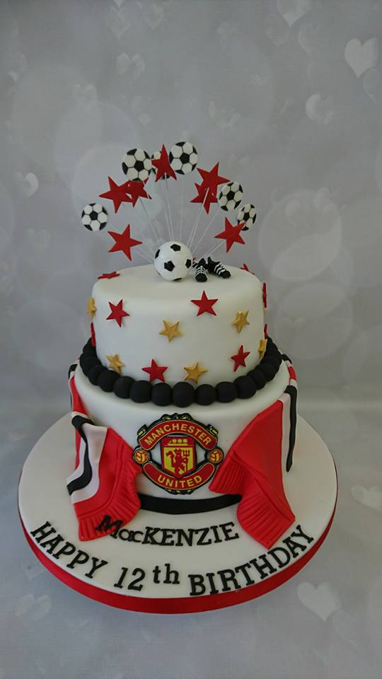 A Cake For You On Twitter Happy 12th Birthday Mackenzie