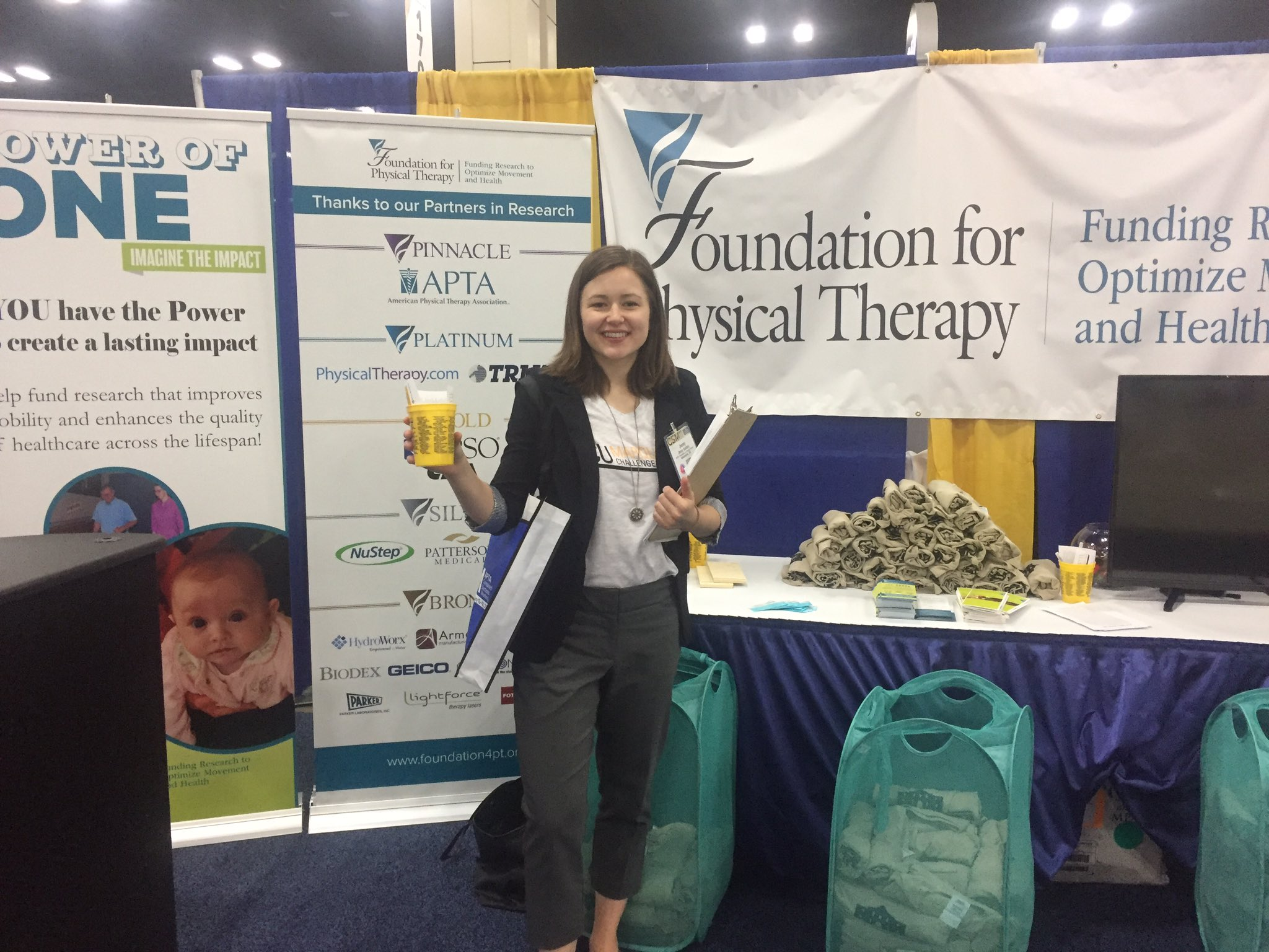 Jobs for impact physical therapy - Marquette Challenge On Twitter Stop By The Foundation For Physical Therapy Booth In Aisle 1500 Till 11am We Have A Free Cup And Badge Banner For You