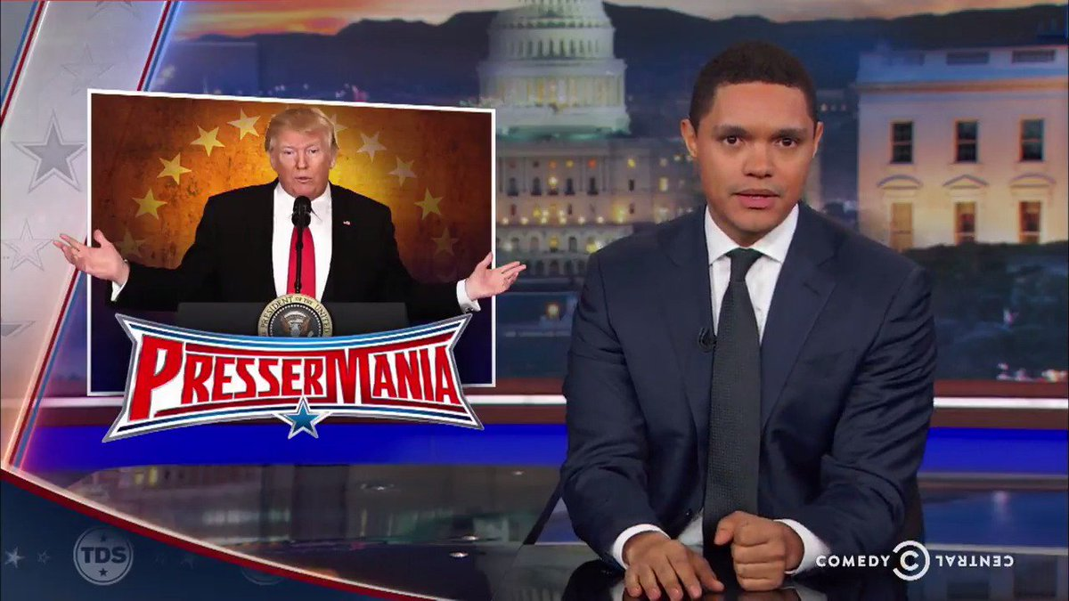 The #DailyShow is baffled by Donald Trump's inability to grasp Google-...