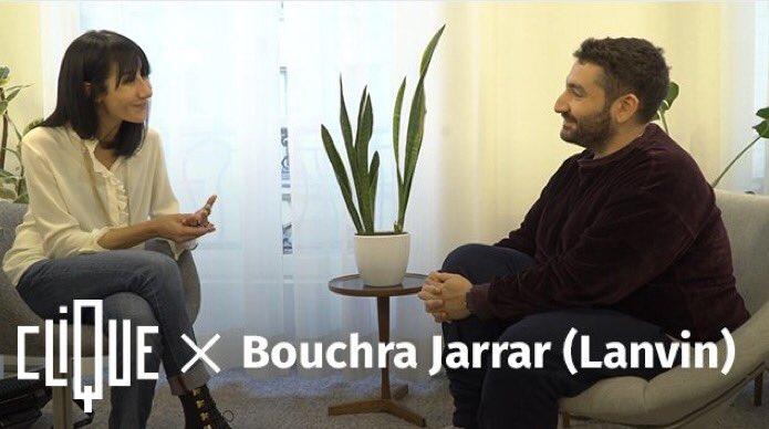 Le conseil du jour  : Regarder l&#39;interview Clique x @LANVINofficial de @mouloudachour #mode #inspiration   https:// youtu.be/xj4RGS5WwB8  &nbsp;  <br>http://pic.twitter.com/Qnrm6NevWF