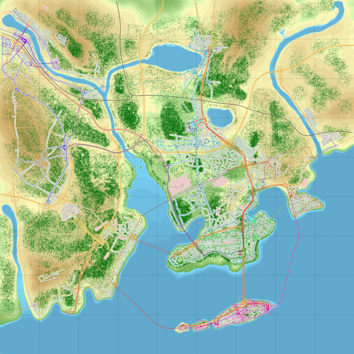 Cities skylines on twitter ever wish you could view your creations 0 replies 0 retweets 1 like gumiabroncs Image collections