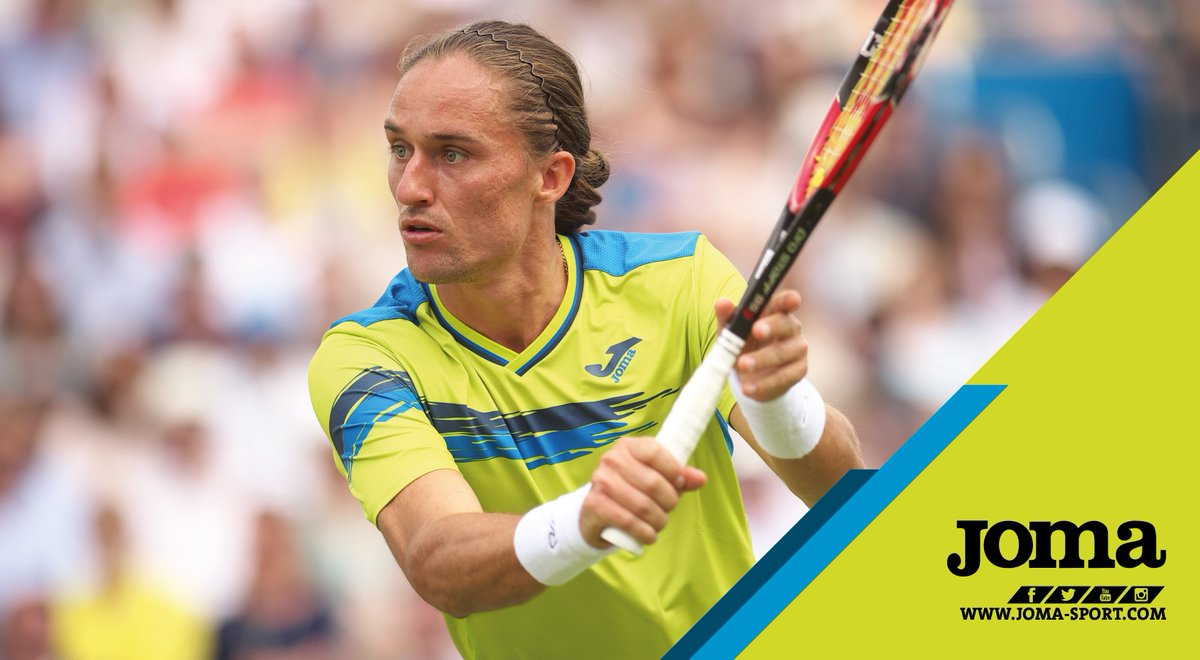 Congratulations to Joma tennis player @TheDolgo who advances to the Qu...