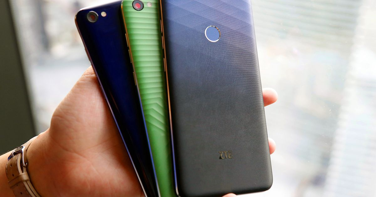 ZTE cancels ill-fated Kickstarter to focus on a better phone