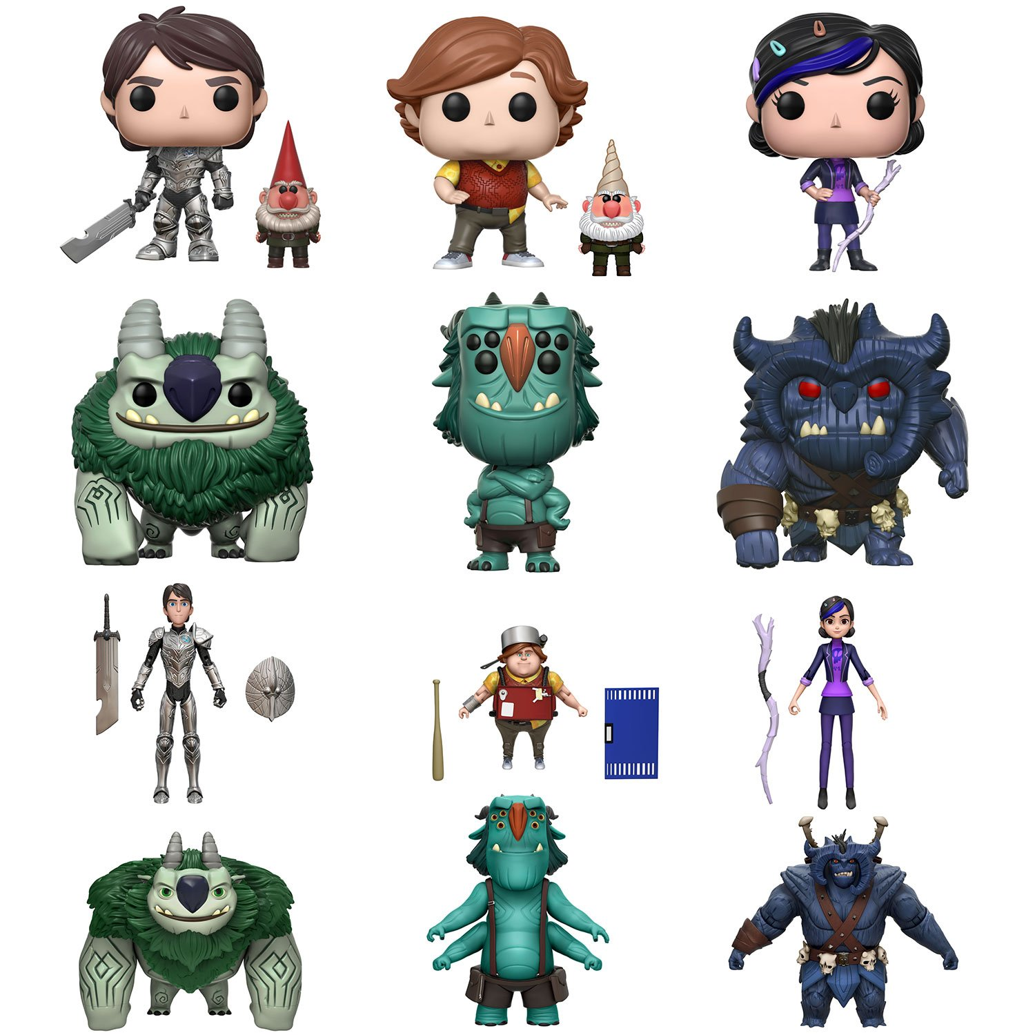 Funko On Twitter Quot Toy Fair Ny Reveals Trollhunters