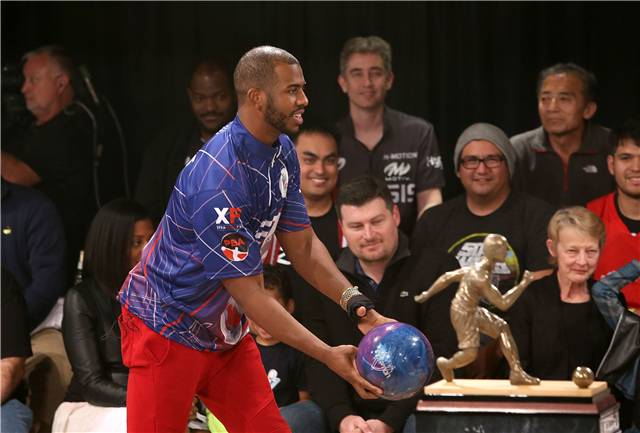 See who wins the @CP3 @PBATour Trophy tonight on @ESPN at 9 pm EST (8 pm CST, 6 pm PST) @CP3Cares