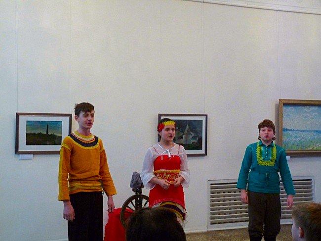 детский музыкальный театр им н.и.сац фото
