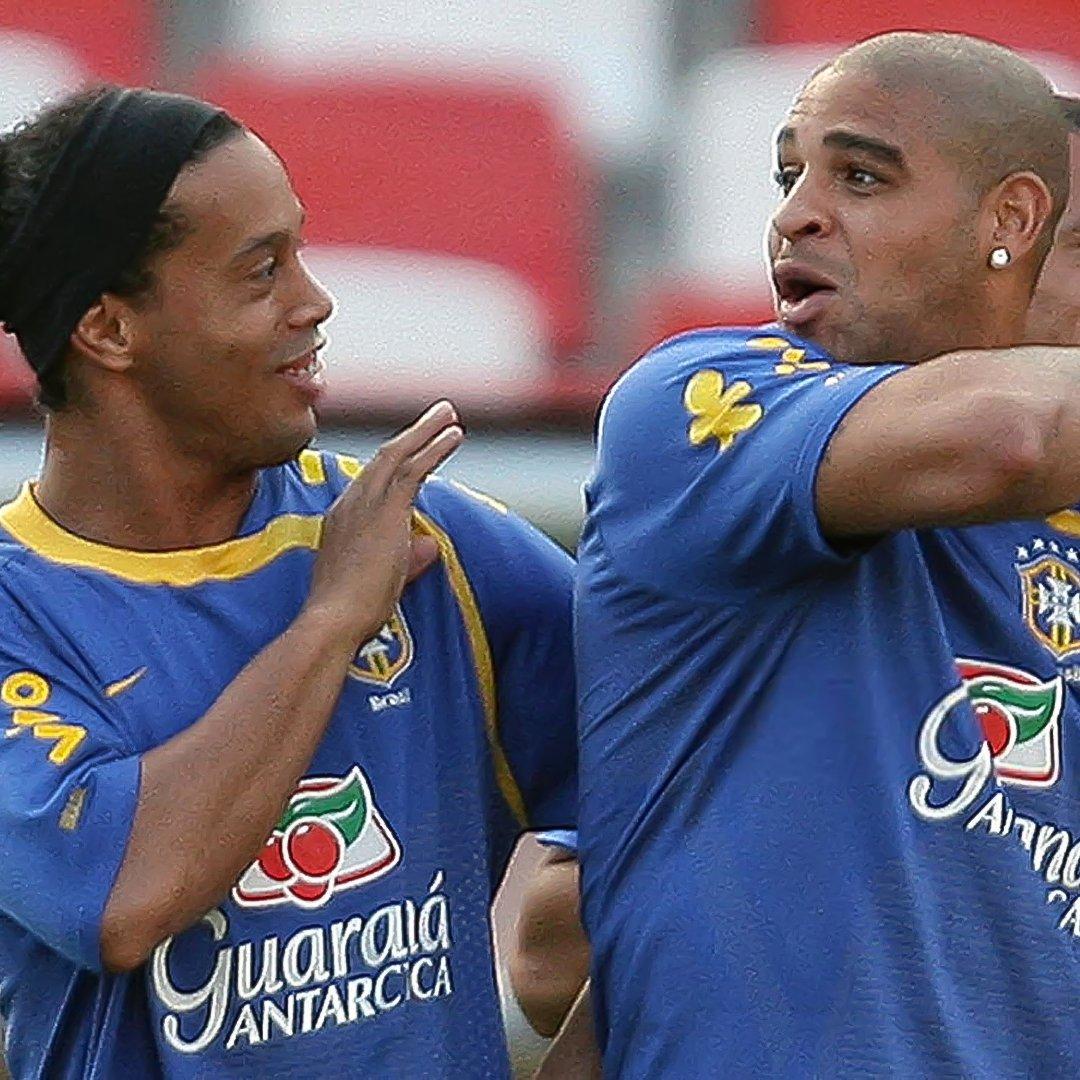 Ronaldinho Gaúcho on Twitter