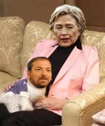 Please don\'t RT , pathetic lap dog weasel @ChuckTodd is easily offended.😞