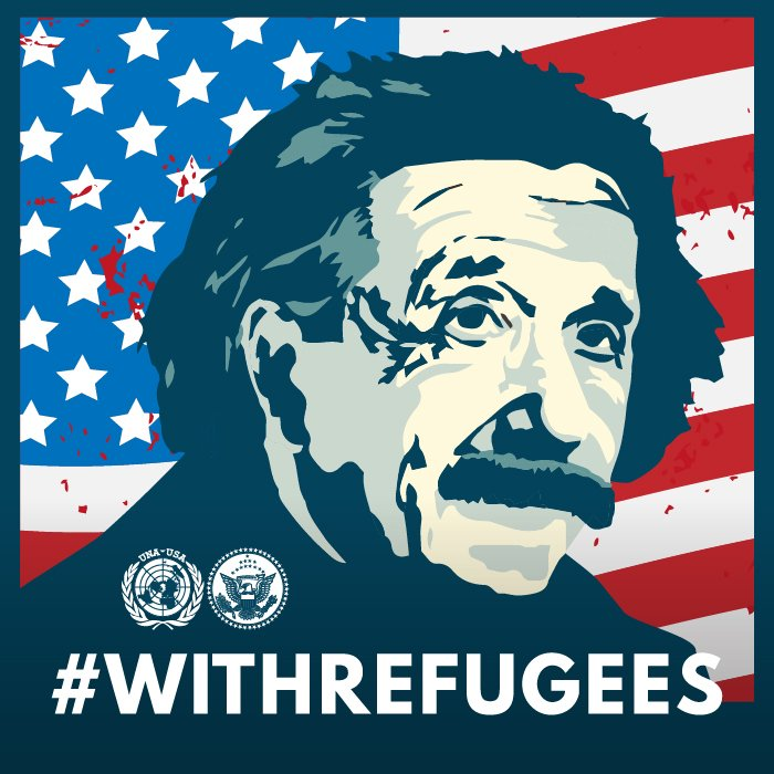 .@RepTimRyan @SenSherrodBrown We must take action on the refugee crisis! I stand #WithRefugees. Do you? #UNAatUN https://t.co/mo7VnOABqn