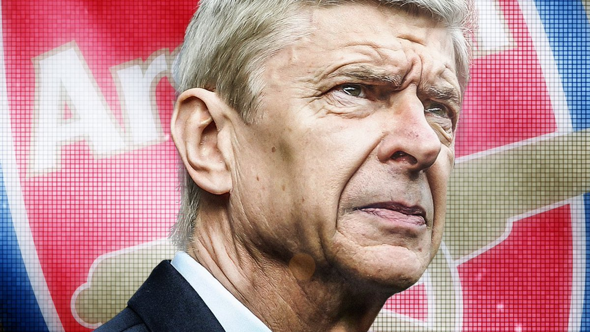 #Cronometro⏱️   Arsene Wenger debe salir del Arsenal...    🔁 RT: Verdad  ❤️ MG: Mentira  ⏰ 6 pm MX ESPN 2 🇲🇽  ⏰ 6:30 pm ET ESPN Deportes 🇺🇸