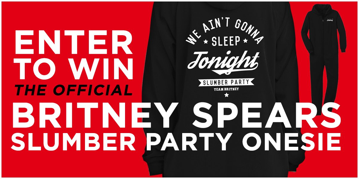 Enter for your chance to WIN the official #SlumberParty Onesie!! 👉 htt...