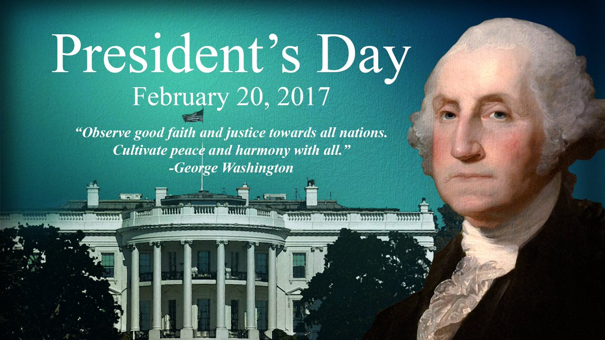 On this #PresidentsDay, we celebrate the leadership & contribution...
