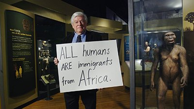 All humans are immigrants from Africa #DayofFacts https://t.co/BKn5QqOptj https://t.co/Mn87ZRHD1i