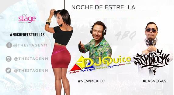 #TONIGHT is Noche De Estrellas! @TheStageNM! Your hips don&#39;t lie, so come shake them!  #1DanceClub #LatinDance #ABQ #Bailar #FridayFeeling<br>http://pic.twitter.com/YRx1bFj94y