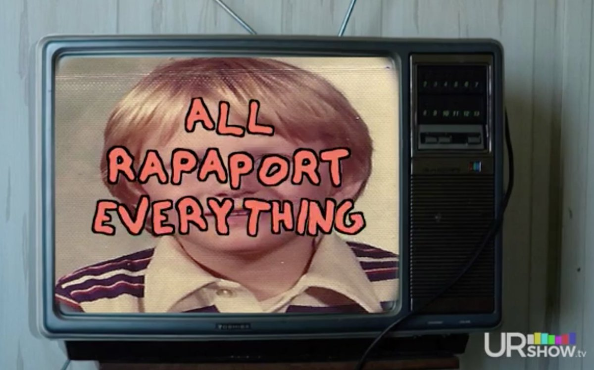 Check out behind the scene footage of @MichaelRapaport's series, All R...