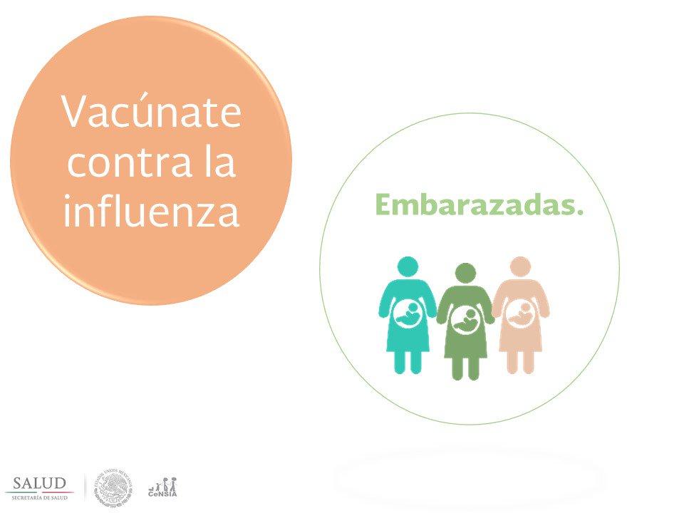 Vacúnate contra la #influenza en esta #TemporadaDeFrío. https://t.co/3...