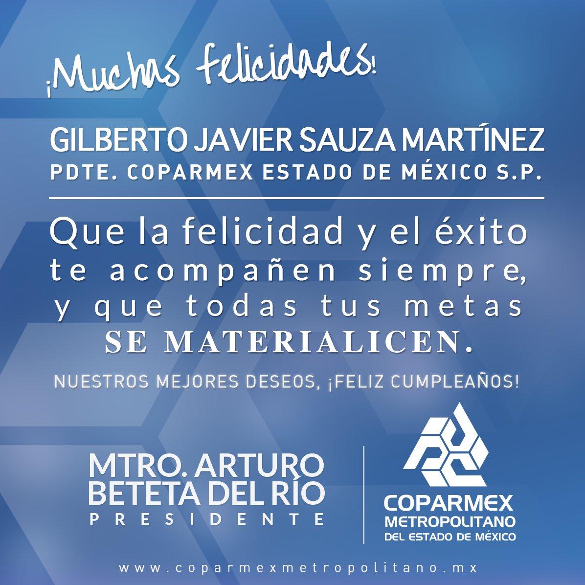 """Arturo Beteta del Río on Twitter""""Feliz cumpleaños estimado Gilberto Javier Sauza, Pdte"""