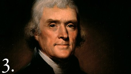 ʺI cannot live without books.ʺ ~ President Thomas Jefferson #President...