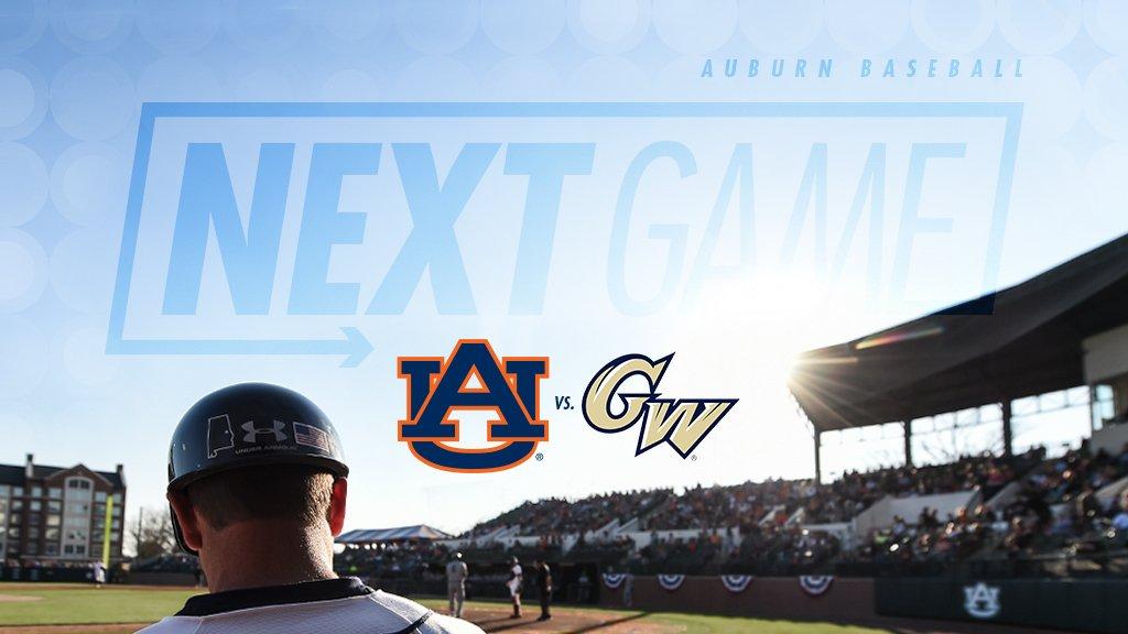 Auburn Baseball On Twitter Next Game Saturday 218 At 11