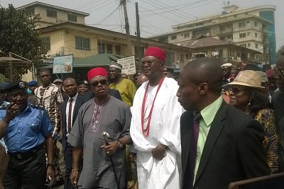 The human tragedies so averted are divine & miraculous as well as teachable lessons, warning to the present Anambra State Government. - Intersociety