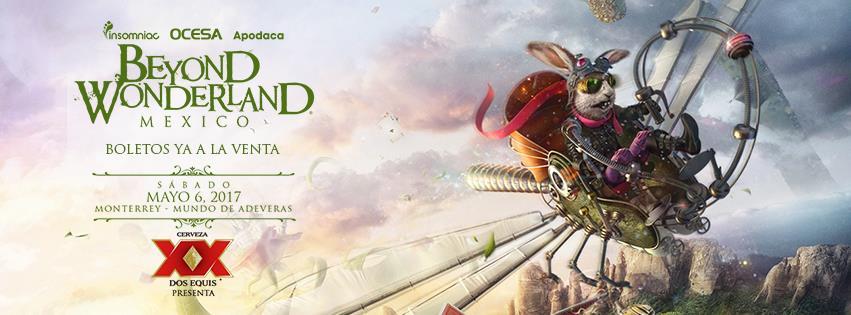 #BeyondWonderland 🙌 llega a México 🇲🇽 boletos disponibles en @Ticketma...