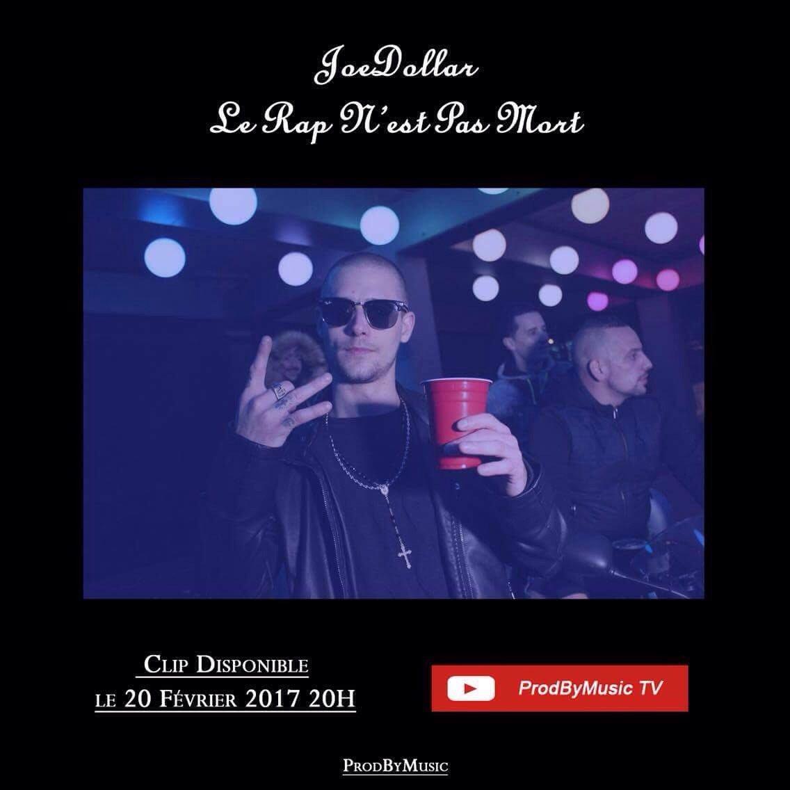 Le 20 février à 20h le rap français vas moin rigoler !! @fredmusa  #LeRapNestPasMort  #NoMusicNoLife #JoeDollar #rapfrancais #2017 #album <br>http://pic.twitter.com/SqAfGD91sa