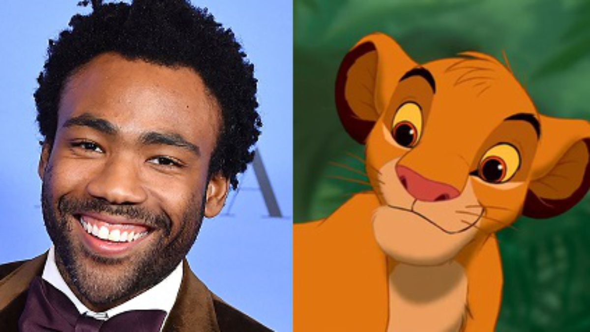 UPDATE: Jon Favreau casts Donald Glover and James Earl Jones in his live-action Lion King