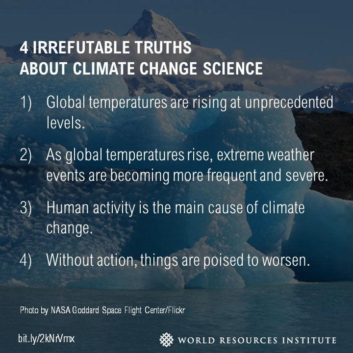 4 irrefutable truths about #climate change #science  http:// ow.ly/o0RJ3097wUb  &nbsp;   #climatescience #actonclimate #climateaction<br>http://pic.twitter.com/nRz2wTe82e