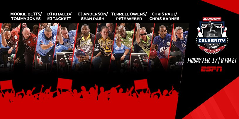 Make sure to check out our @PBATour Celebrity Invitational at 9PM EST on @espn!!