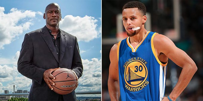 02-18 Stop Disrespecting Michael Jordan By Comparing Him To Stephen Curry