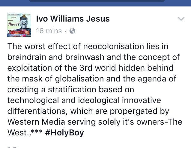 Ivo Williams couldn&#39;t keep calm anymore neither could I say better than him #Summary  #BringBackOurInternet #BringbackourLawyers #BBC #CNN<br>http://pic.twitter.com/7gBb1pQKZZ
