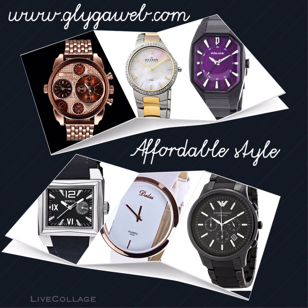 Looking for a new #designer #timepiece ? #watch #watches #style #beauty #luxury #tech #wristwatch #armani #skagen #d&amp;g #superdry <br>http://pic.twitter.com/m1F9kw65Vi