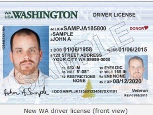 washington drivers license address change