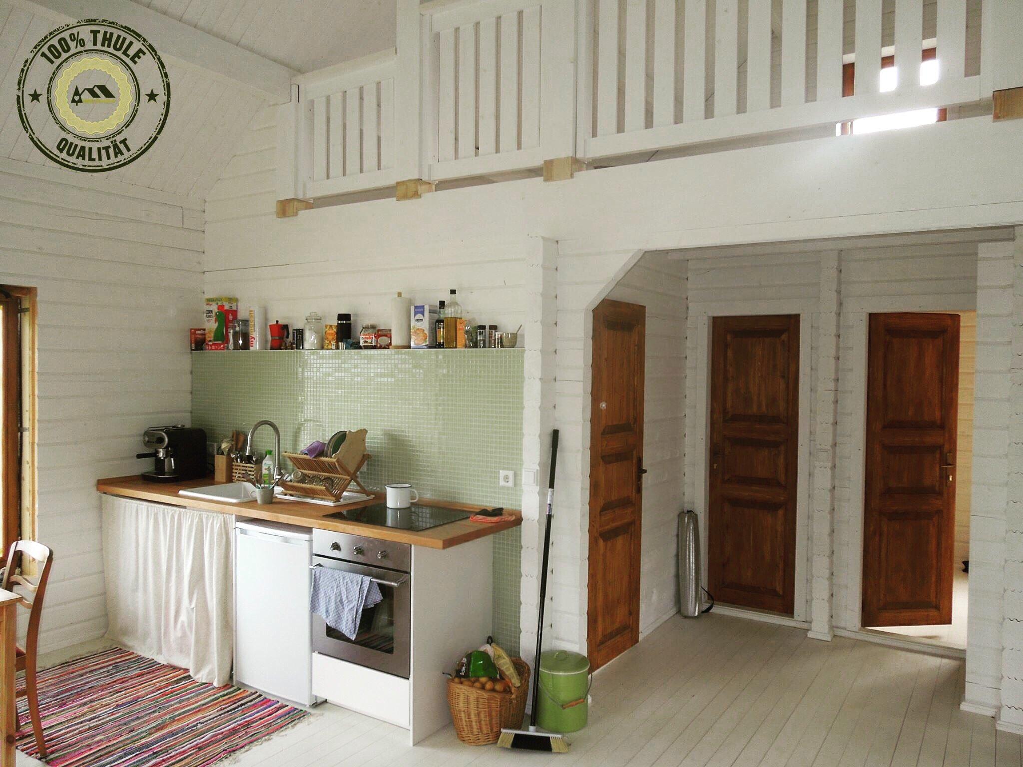 Thule Blockhaus Gmbh On Twitter Haustyp Nordland Mit Erhohtem