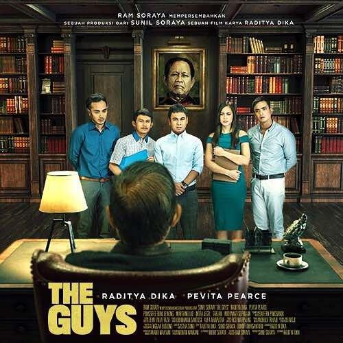 Coming soon. Film pertama gue yg settingnya di perkantoran. #filmtheguys