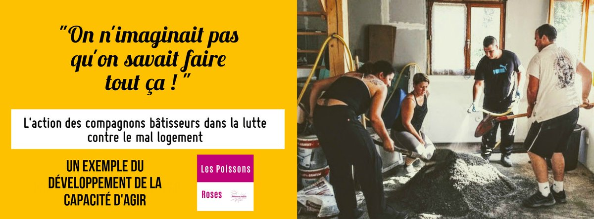 L&#39;action des #Compagnons bâtisseurs, une #solidarité à bâtir, #lutte contre le #MalLogement L&#39;article :  http:// bit.ly/2kT2H5T  &nbsp;  <br>http://pic.twitter.com/DSg3S1OAK8