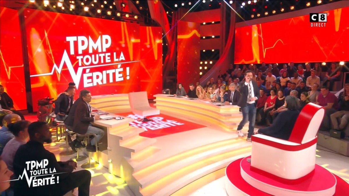 #tpmptoutelaverite a réuni 1,7M tvsp soit 7,5% PDA #audiences <br>http://pic.twitter.com/eWz6RA4FO2