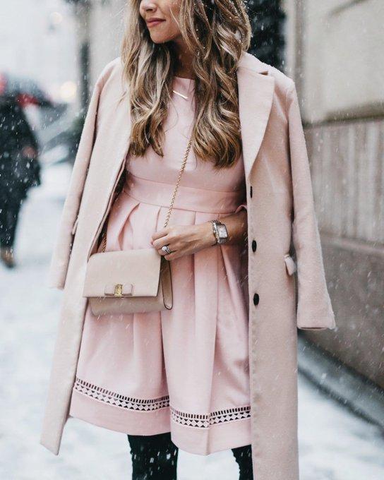 Valentine's Day in Pink