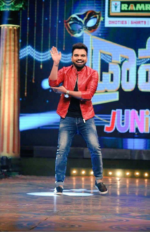 Pradeep Machiraju On Twitter Dance Lantidi Drama Juniors